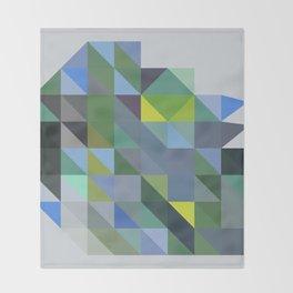 Triangulation  03 Throw Blanket