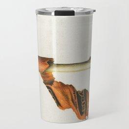 To The Core: Orange Travel Mug