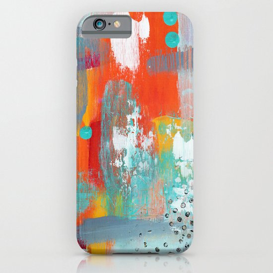 Colorful Chaos iPhone & iPod Case
