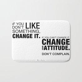Angelou Attitude Bath Mat