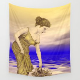 vintage memories -02- Wall Tapestry
