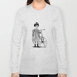The Little Ghost T-shirt Long Sleeve T-shirt