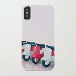 Zoom Zoom iPhone Case