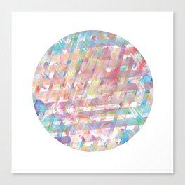 Pinkeye Canvas Print