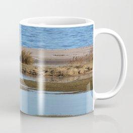 At the beach 5 Coffee Mug