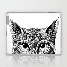 Cat Head Laptop & iPad Skin
