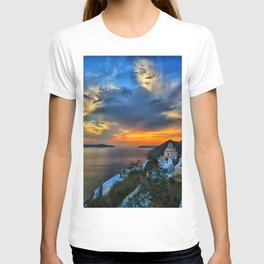 Santorini 5 T-shirt