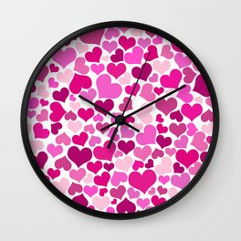 Heart_2014_0932 Wall Clock