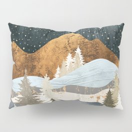 Winter Stars Pillow Sham