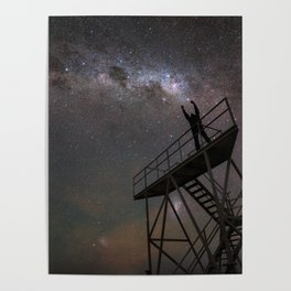 Reach for the Stars Poster