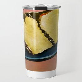 YELLOW CAKE AND ICE CREAM Travel Mug