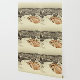 Vintage pasty Wallpaper