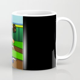 Baceball Coffee Mug