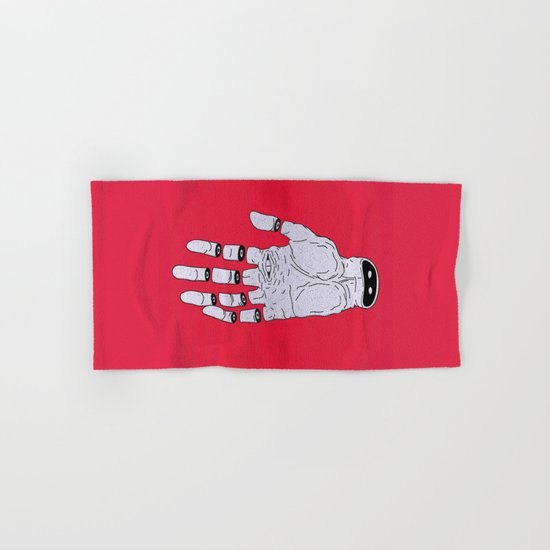 THE HAND OF ANOTHER DESTYNY Hand & Bath Towel