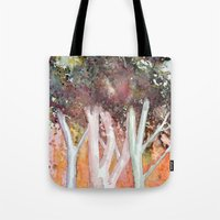 sparkles Tote Bags featuring Sparkles by Julie Lemons
