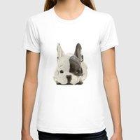 puppy T-shirts featuring puppy by Winnie draws