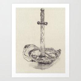 chastiefol Art Print