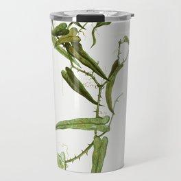 Smilax (Smilax aspera) from Traite des Arbres et Arbustes que lon cultive en France en pleine terre Travel Mug
