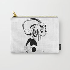 Every second is a handful of dirt - Emilie Record Carry-All Pouch