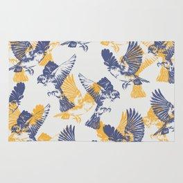 Sparrows Rug