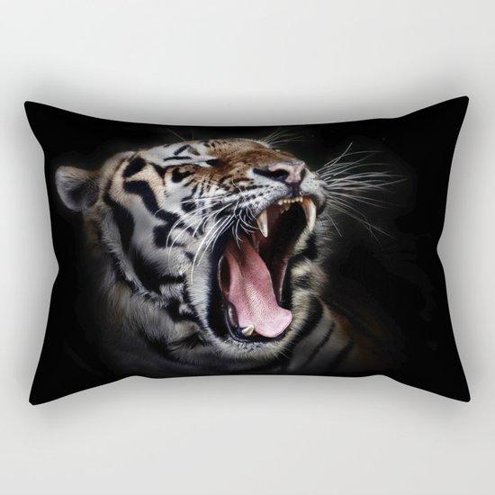 Tiger 7 Rectangular Pillow