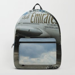 Emirates A380 Airbus Backpack
