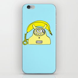 Banana Phone iPhone Skin
