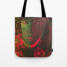 Stay Wild and Kiss Me Tote Bag