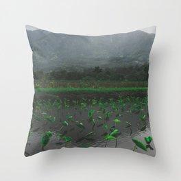 Kauai Throw Pillow