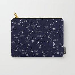 Space horoscop Carry-All Pouch