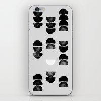 minimalism iPhone & iPod Skins featuring Minimalism 13 by Mareike Böhmer