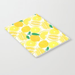 Lemon Harvest Notebook