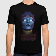 Mass Effect: Samara Black MEDIUM Mens Fitted Tee
