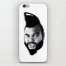 SUMO JAC iPhone & iPod Skin
