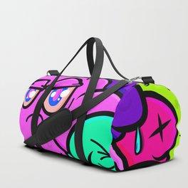 CLOUDY DAYS Duffle Bag
