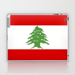 lebanon country flag tree Laptop & iPad Skin