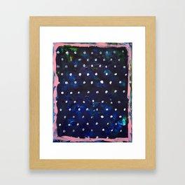 Something About Pollen Framed Art Print