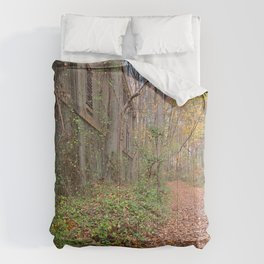 Fall Power House Trail Comforters
