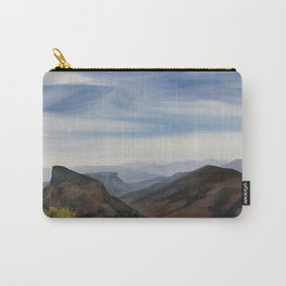 Hawksbill Mountain Carry-All Pouch
