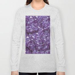 Purple Rock Candy Long Sleeve T-shirt