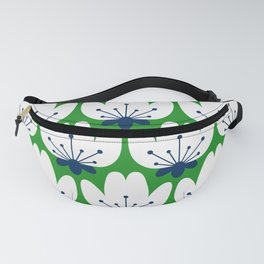 FLORAL_BLOSSOM_003 Fanny Pack