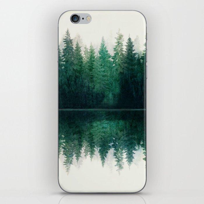 Reflection iPhone Skin