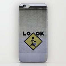 Look! iPhone Skin