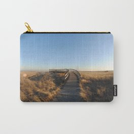 Never Grow Old Carry-All Pouch