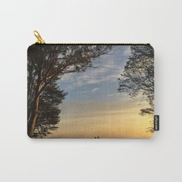 Mt. Davidson Sunrise Carry-All Pouch