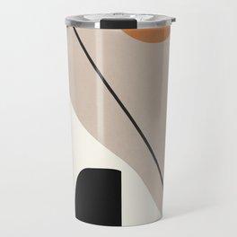 Abstract Shapes 61 Travel Mug