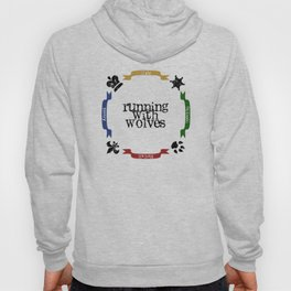 Running With Wolves Hoody