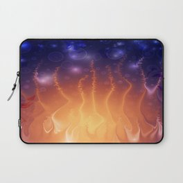 Laughing Flame Laptop Sleeve