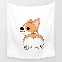 The booty Wall Tapestry