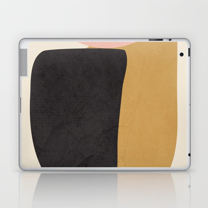 Abstract Shapes 34 Laptop & iPad Skin